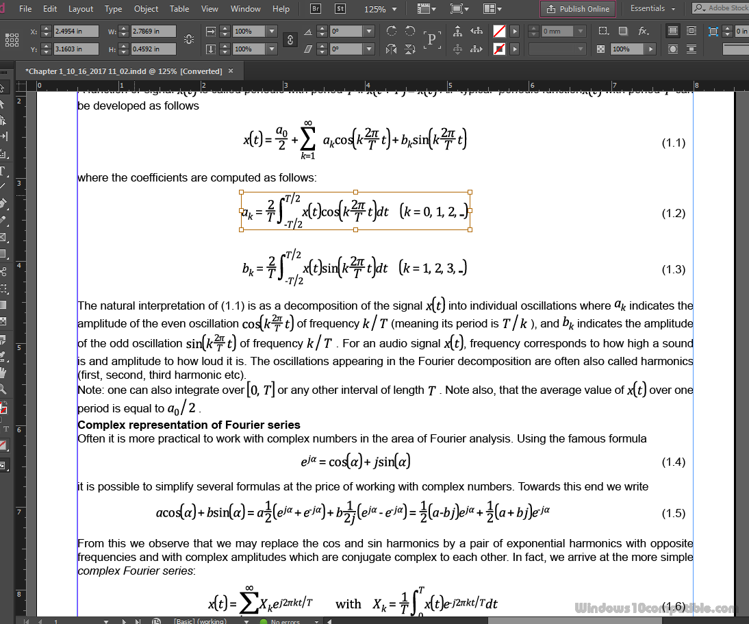 MathML Kit for Adobe Creative Suite 1 0 Free download